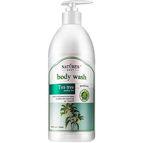 Natures Envy Moisturizes Melaleuca Irritated