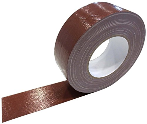 Klebeband Braun 50mm x 50m Gaffa Tape Gewebeklebeband Premium