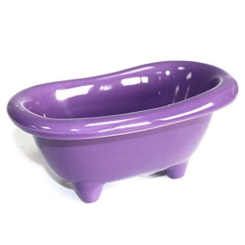 Ancient Wisdom Ceramic Mini Bath - Lavender