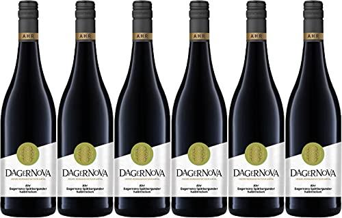 Weinmanufaktur Dagernova Dagernova Spätburgunder 2018 Halbtrocken (6 x 0.75 l)