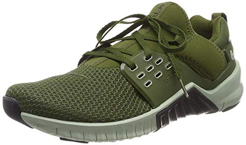 Nike Herren Free Metcon 2 Cross-Trainer, Grün (Legion Green/Oil Grey-Jade Horizon 303), 43 EU
