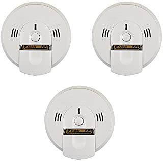 Kidde KN-COSM-BA Battery-Operated Combination Smoke/Carbon Monoxide Alarm with Voice Warning by Kidde