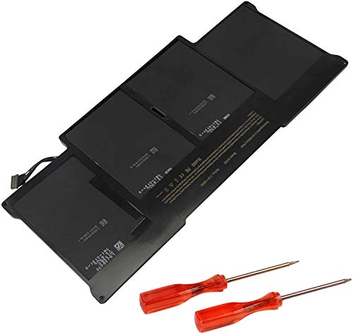 ASUNCELL Laptop Battery for MacBook Air 13 inch A1369 (Late 2010 Mid 2011) A1466 (2012 Mid 2013 Early 2014 2015) A1377 A1405 A1496 020-7379-A 020-8143-A 661-5731 661-6055