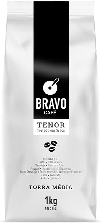 Bravo Café em Grãos