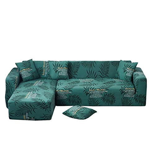 Yunchengyunxiangtong Stretch Couch Universal Four Seasons Stoff Anti-Rutsch-Sofakissen Set Full Cover Universal Kombinations-Sofa-Abdeckung Elastic All-Inclusive (Size : Double)