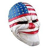 (ミネサム)Minesam ハロウィーン 仮装 万聖節 マスク Mask 仮面 コスプレ 面白い 9様式が選択可能 万聖節 仮面 (16)