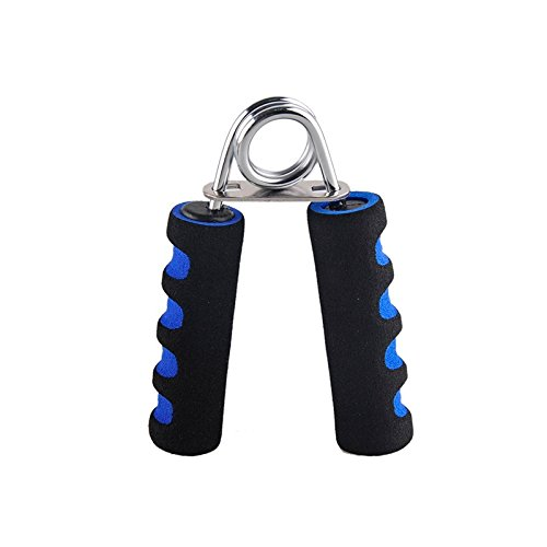LAFILLETTE Muscle Developer Hand Gripper(Blue&Black)