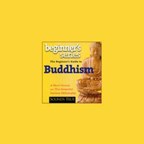 The Beginner's Guide to Buddhism copertina