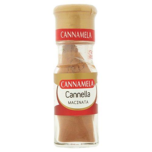 Cannamela Cannella Macinata, Cannella Essiccata e Tagliata -...