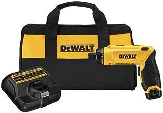 DEWALT 8V MAX Gyroscopic Cordless Screwdriver 1-Battery Kit (DCF680N1)