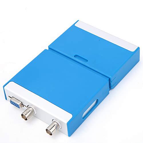 Osciloscopio Digital, Instrumento De Medición USB 2.0 De Alta Precisión, Osciloscopio Virtual De CA CC, Dispositivo De Mano Para Electrónica Para Depuración De Equipos Para Interiores Y