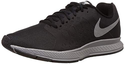 4345434ff5d40 Nike Men s Zoom Pegasus 31 Flash Running Shoes Orange Black Grey Color