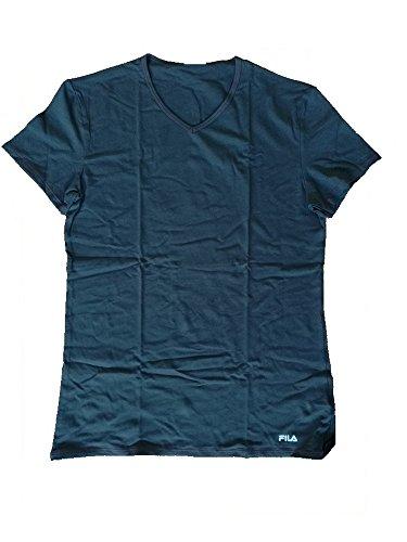 Fila T-Shirt Uomo Art F04O6 in Cotone Colore Foto Misura A Scelta Foto 6/XL