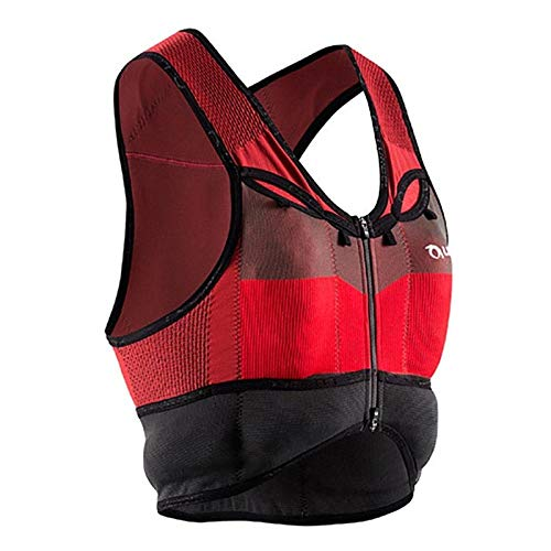 LURBEL Kylie Gilet Trail Running Homme Synthétique - Rouge - Large