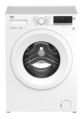 Beko WYA 71683 PTLE Waschmaschine FL / A+++ / 173 kWh/Jahr / 1600 UpM / 7 kg / 10560 l/Jahr / Multifunktionsdisplay
