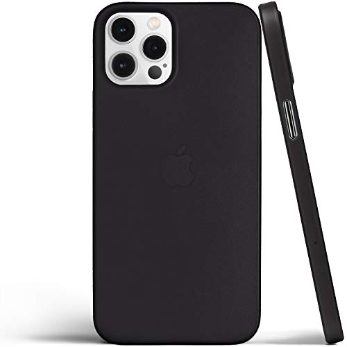 totallee Thin iPhone 12 Pro Max Case, Thinnest Cover Ultra Slim Minimal - for iPhone 12 Pro Max...