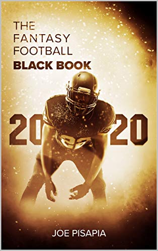 The Fantasy Football Black Book 2020 (The Fantasy Black Book 16)