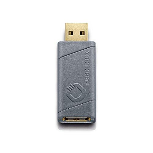 Oehlbach PureClock - USB Jitter Reiniger anthrazit