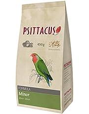 Psittacus pienso drobny 0,450 g