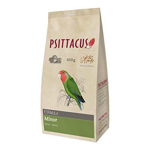 Psittacus Pienso para Agapornis - 450 gr 🔥