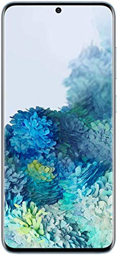 Samsung Galaxy S20 5G, US Version, 128GB, Cloud Blue for T-Mobile (Renewed)
