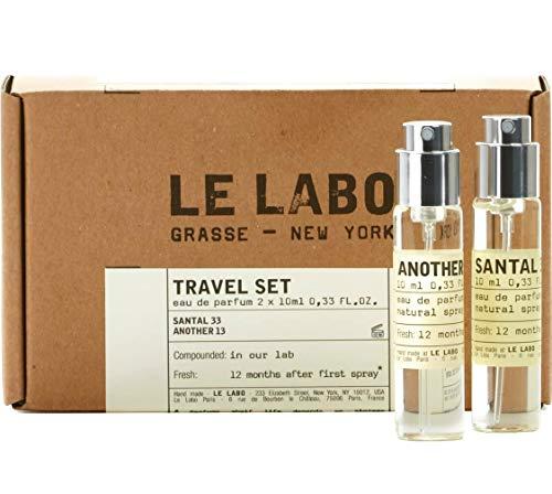 LE LABO Santal 33 & AnOther 13 Set. 10 ml / 0.33 oz. each