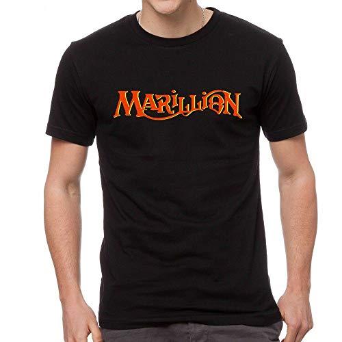 Marillion Logo Men's T-Shirt Short Sleeve Shirt