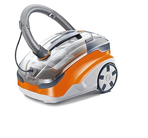 Thomas 788563 - Aspiradora con filtro de agua, 1700 W, 3 niveles de intensidad, cable de 8 m, color naranja