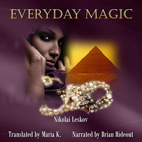 Everyday Magic audiobook cover art