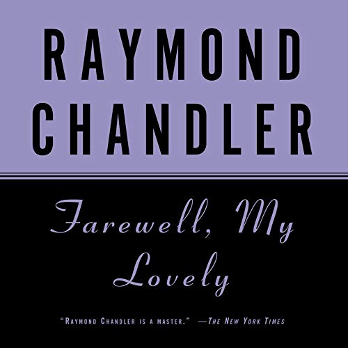 『Farewell, My Lovely』のカバーアート