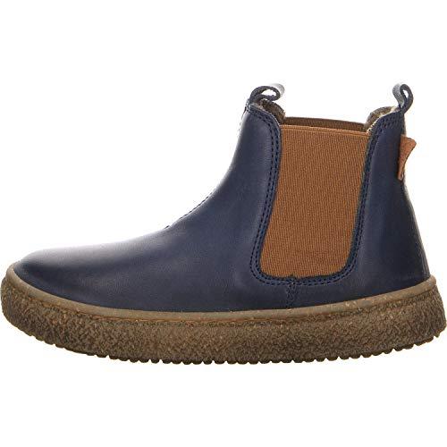 Naturino Jungen Unisex-Kinder Figus Chelsea Boots, Blau (Navy 0c02), 22 EU