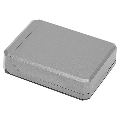 Caja de aleación de Aluminio portátil Liviana Caja Protectora de enfriamiento pasivo Caja pequeña de aleación de Aluminio Duradera
