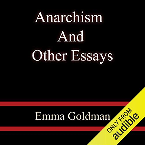 Anarchism and Other Essays Titelbild