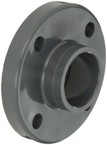 """GF PIPING SYSTEMS 850-025 2-1//2/"""" MNPT PVC Hex Head Plug Sched 80"""