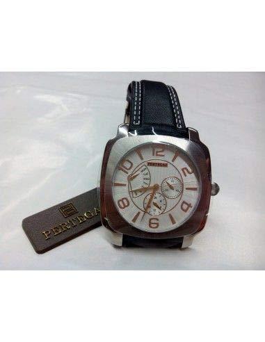 Pertegaz - Reloj hombre pertegaz (mod. p70417/b) negro