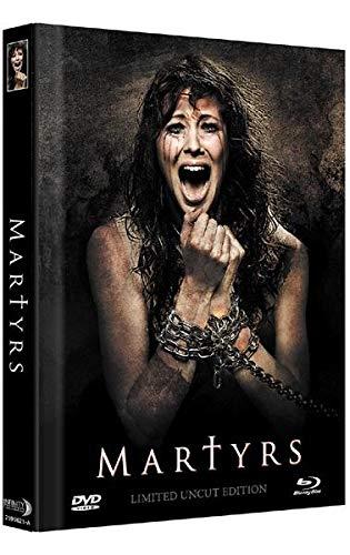 BR+DVD Martyrs (2015) UNCUT - 2-Disc Mediabook (Cover A) - limitiert auf 555 Stk.