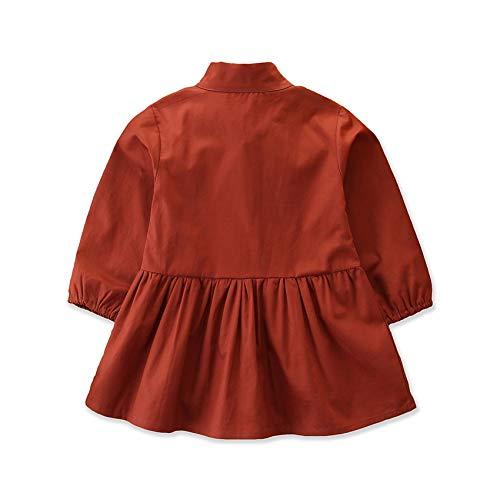 Hailouhai 2PcsToddler Kid Baby Gir Leuke Luipaard printen Jurk Korte Mouw Camouflage Rok Jurk Outfits Set