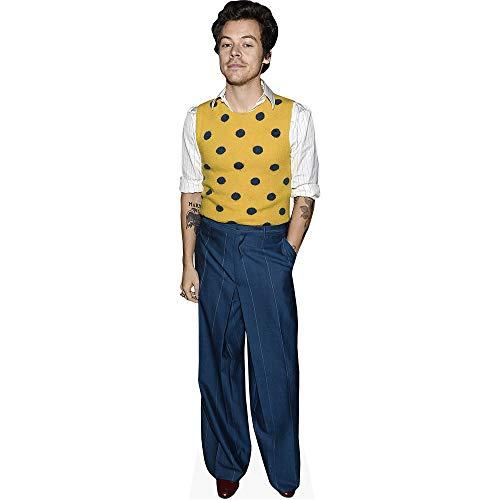 Celebrity Cutouts Harry Styles (Yellow Top) Pappaufsteller Mini