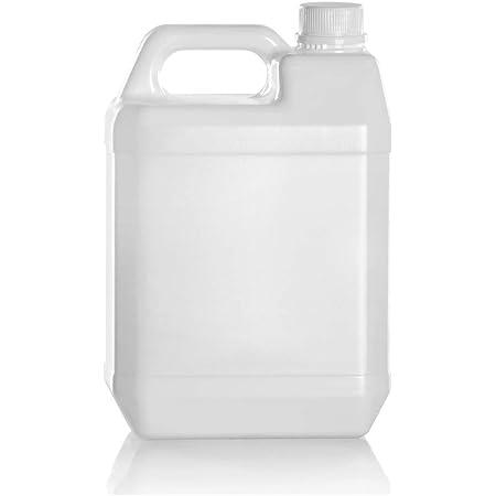 Homologation NU Compakt Qualit/é alimentaire Extr/êmement robuste Bidon de 5 litres de couleur rouge Bidon /à eau Bidon de camping DIN51-5 l