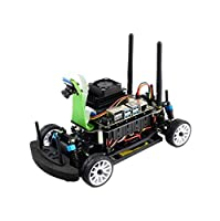 JetRacer Pro AI Kit - AI レーシングロボット プロバージョン by JetSon Nano (01 Jetson Nano 含む)