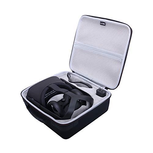 Best Bargain LTGEM EVA Hard Case for Oculus Quest All-in-one VR Gaming Headset - Travel Carrying Pro...