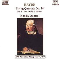 String Quartets Op.74,1-4