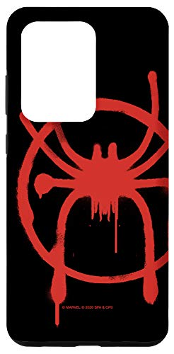 Galaxy S20 Ultra Marvel Spider-Man Into the Spider-Verse Miles Morales Icon Case