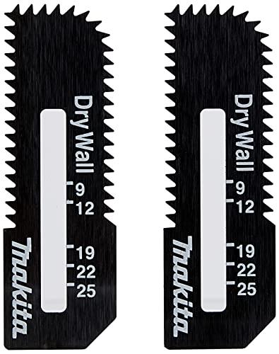 Makita B-49703 Drywall Cut-Out Saw Blade (2 Pack)
