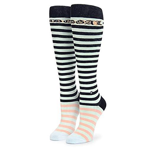 Stance Wmn Socks Rihanna Candy Mint Blk Größe: UNI Farbe: Black