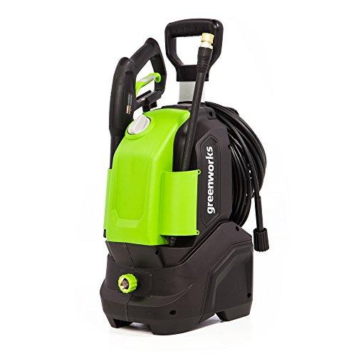 Limpiadora a presión marca Greenworks