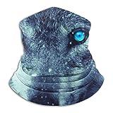 Fantasía Lobo Imagen Unisex Cuello Calentador Polaina Pasamontañas Esquí Clima frío Cara Invierno Sombreros Sombreros