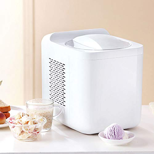 Fantastic Deal! NANMU Fully Automatic Household Soft Hard Ice Cream Making Machine 1L Smart Sorbet F...