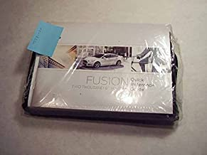 2013 Ford Fusion Hybrid Energi Owners Manual