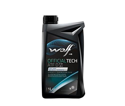 Wolf - Bidon 1 Litre d'huile de Transmission ATF D VI - 8305504